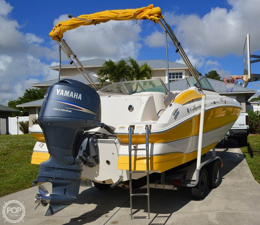 2008 Hurricane boat for sale, model of the boat is SunDeck 2000 & Image # 14 of 41