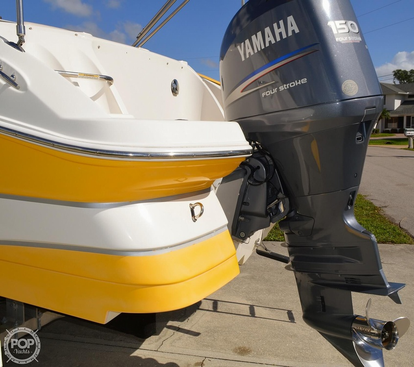 2008 Hurricane boat for sale, model of the boat is SunDeck 2000 & Image # 17 of 41