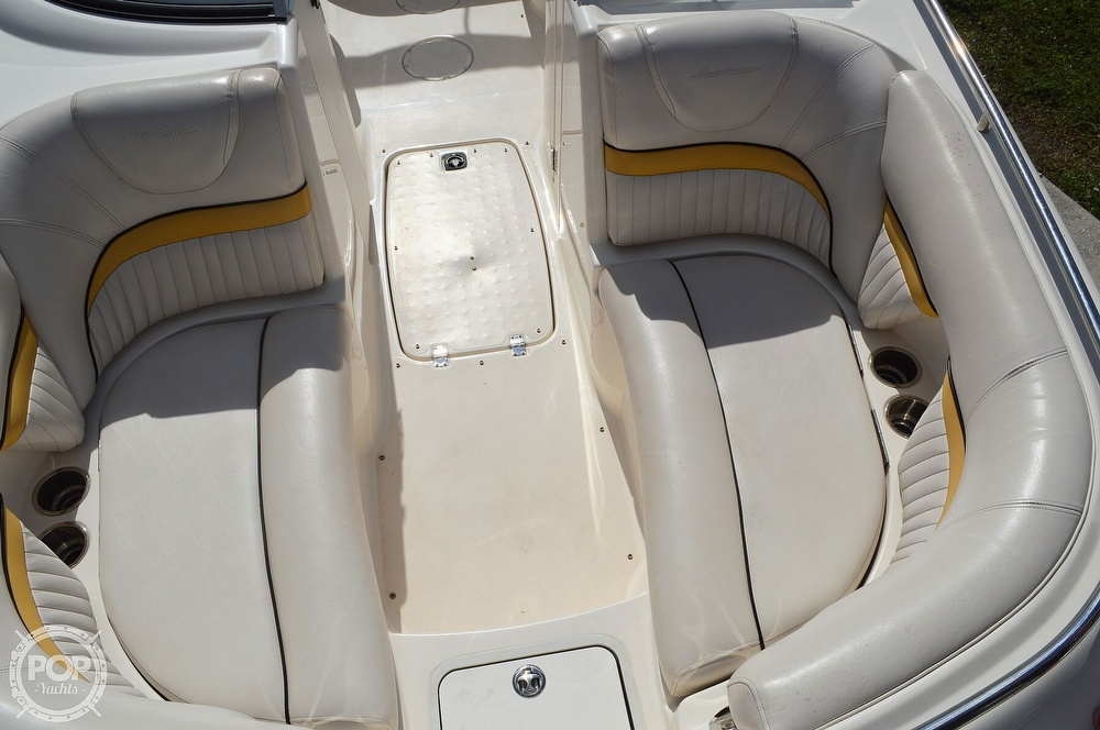 2008 Hurricane boat for sale, model of the boat is SunDeck 2000 & Image # 40 of 41