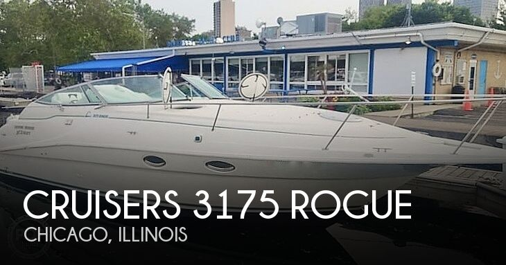 1996 Cruisers Yachts boat for sale, model of the boat is 3175 Rogue & Image # 1 of 40