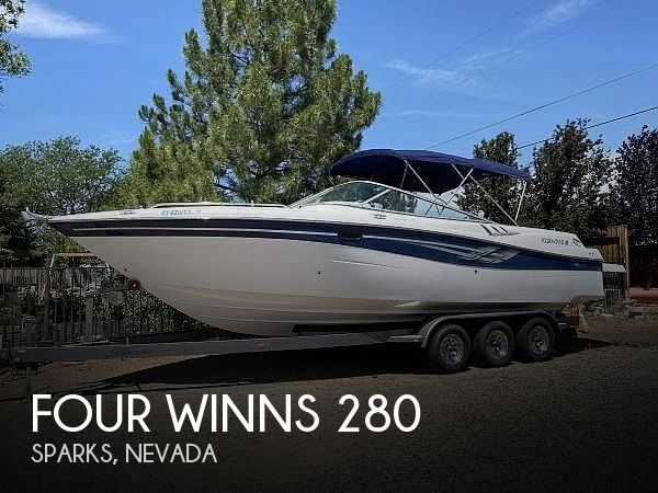 Used Four Winns 280 Boats For Sale by owner | 2000 Four Winns 280