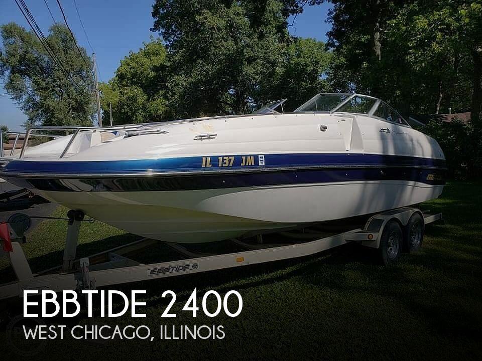 Used Ebbtide Deck Boats For Sale by owner | 2001 Ebbtide Mystique 2400