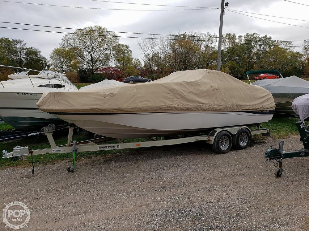 2001 Ebbtide boat for sale, model of the boat is Mystique 2400 & Image # 34 of 40