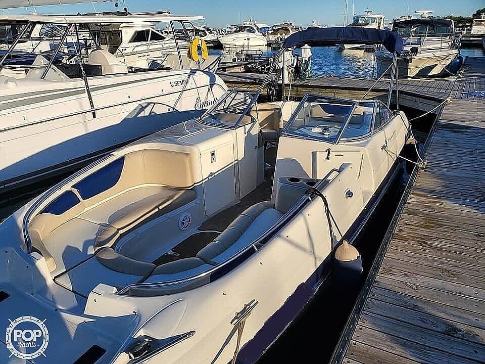 2001 Ebbtide boat for sale, model of the boat is Mystique 2400 & Image # 4 of 40