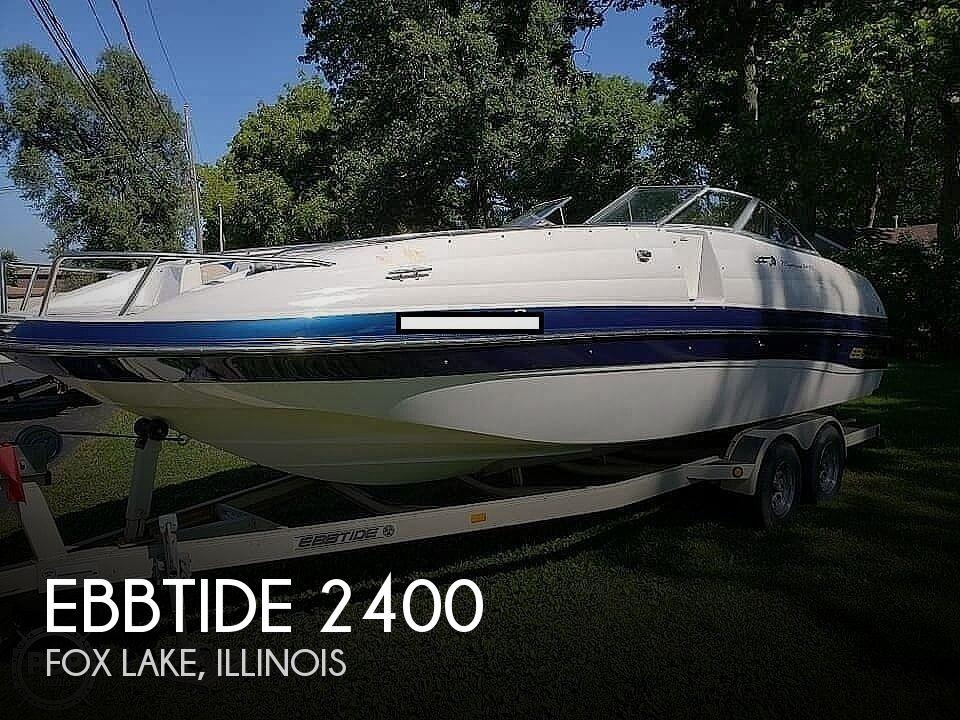 2001 Ebbtide boat for sale, model of the boat is Mystique 2400 & Image # 1 of 40