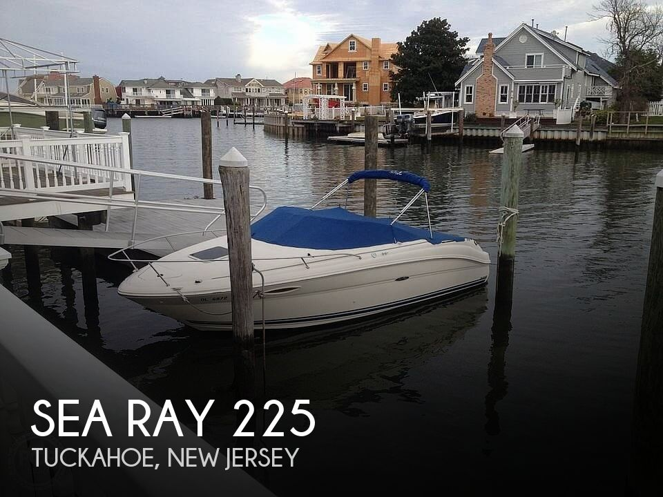 Used Sea Ray 25 Boats For Sale by owner | 2004 Sea Ray Weekender 225