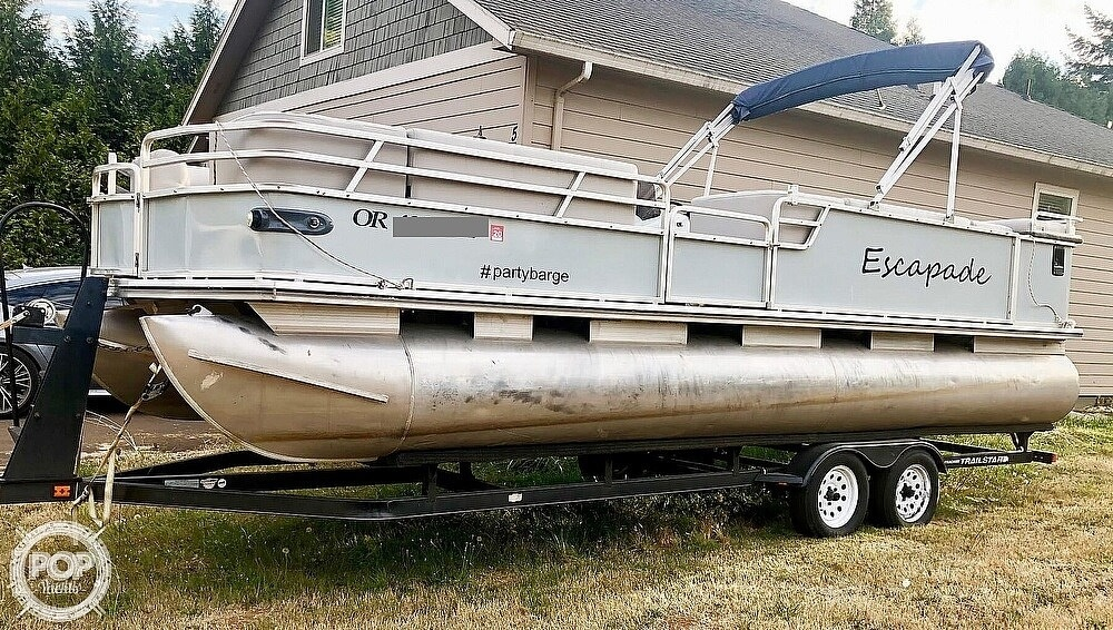 2001 Sun Tracker Party Barge 25 - #$LI_INDEX