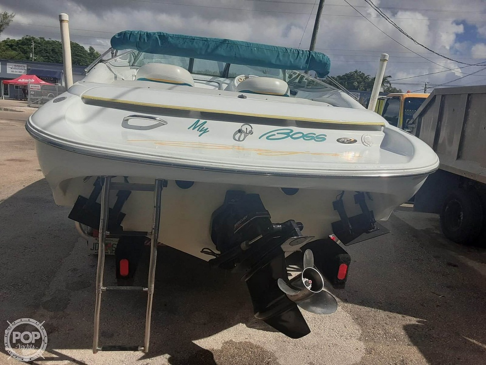 2001 Baja boat for sale, model of the boat is 272 Boss & Image # 4 of 40