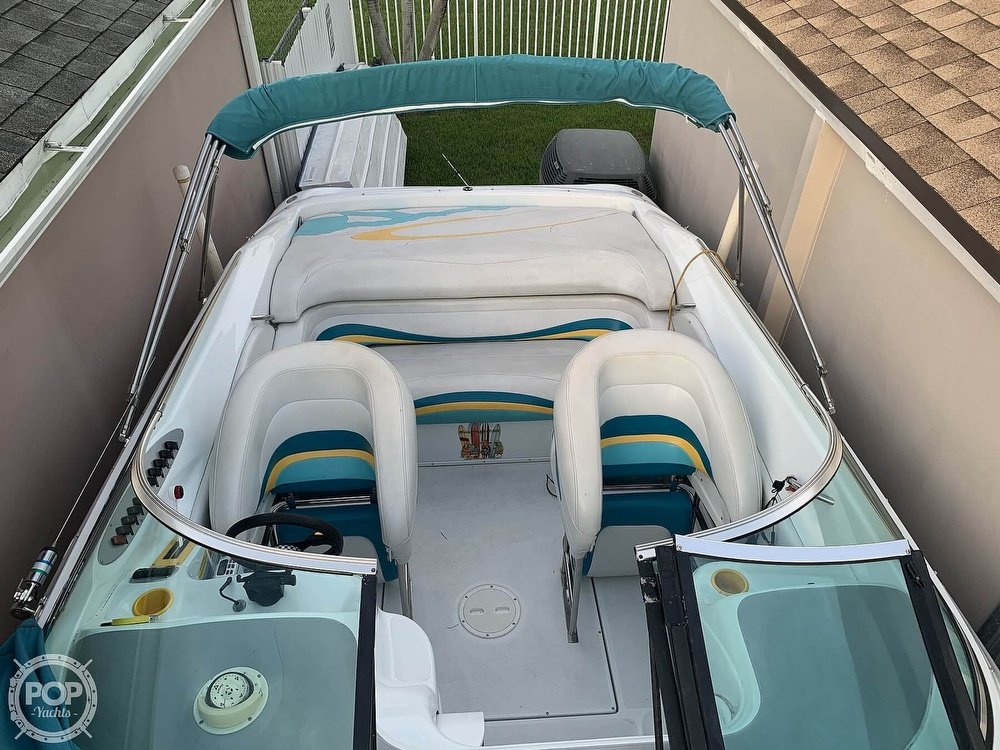 2001 Baja boat for sale, model of the boat is 272 Boss & Image # 17 of 40
