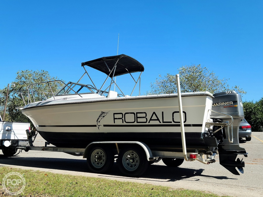 1993 Robalo boat for sale, model of the boat is 2160 & Image # 12 of 40