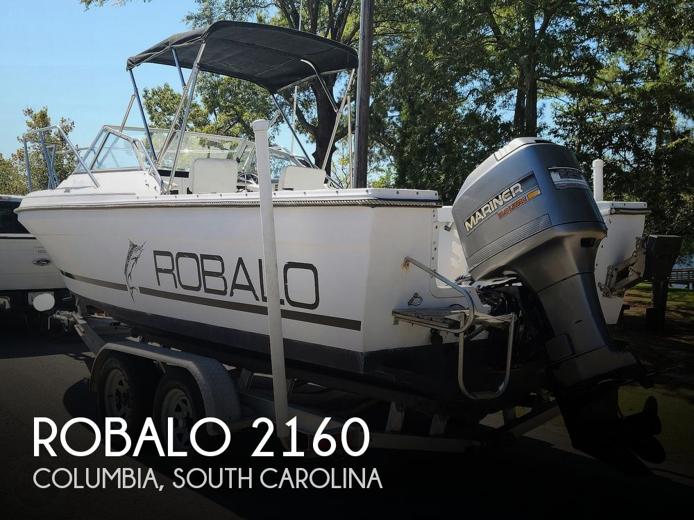 1993 Robalo boat for sale, model of the boat is 2160 & Image # 1 of 40