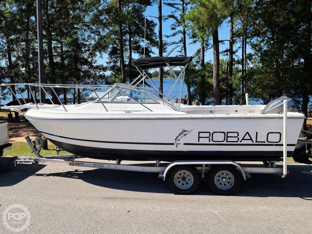 1993 Robalo boat for sale, model of the boat is 2160 & Image # 7 of 40