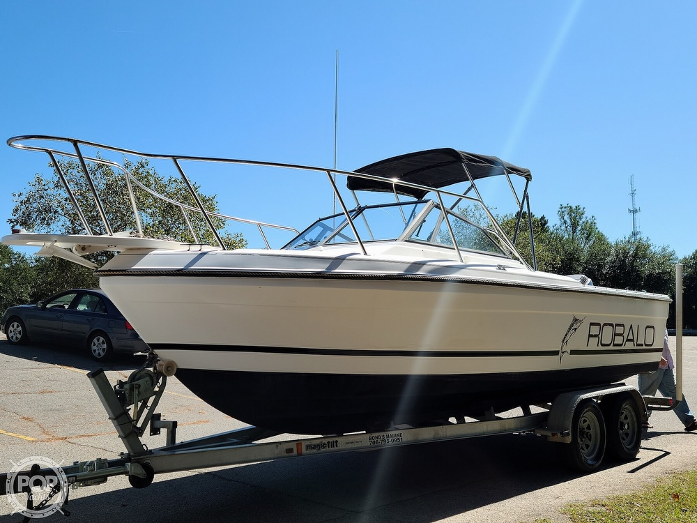 1993 Robalo boat for sale, model of the boat is 2160 & Image # 36 of 40