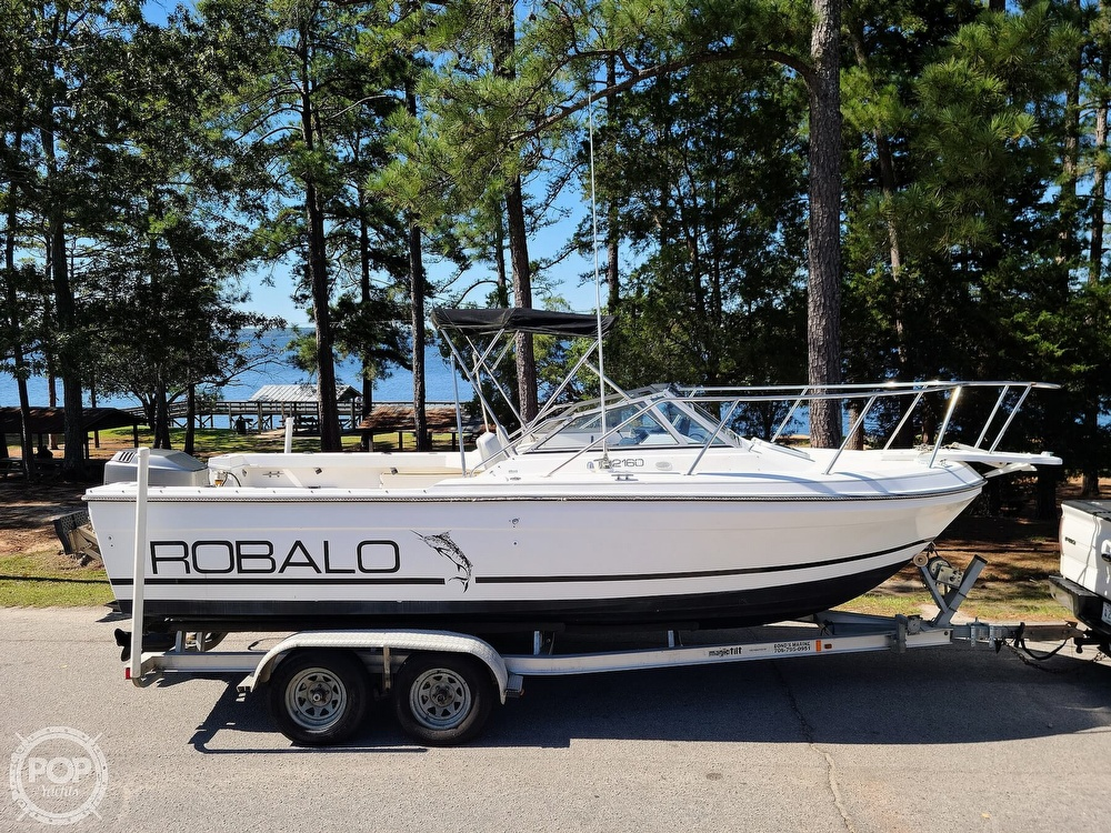 1993 Robalo boat for sale, model of the boat is 2160 & Image # 40 of 40