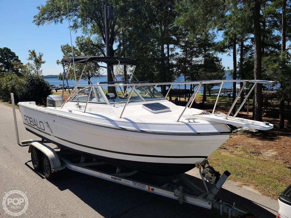 1993 Robalo boat for sale, model of the boat is 2160 & Image # 5 of 40