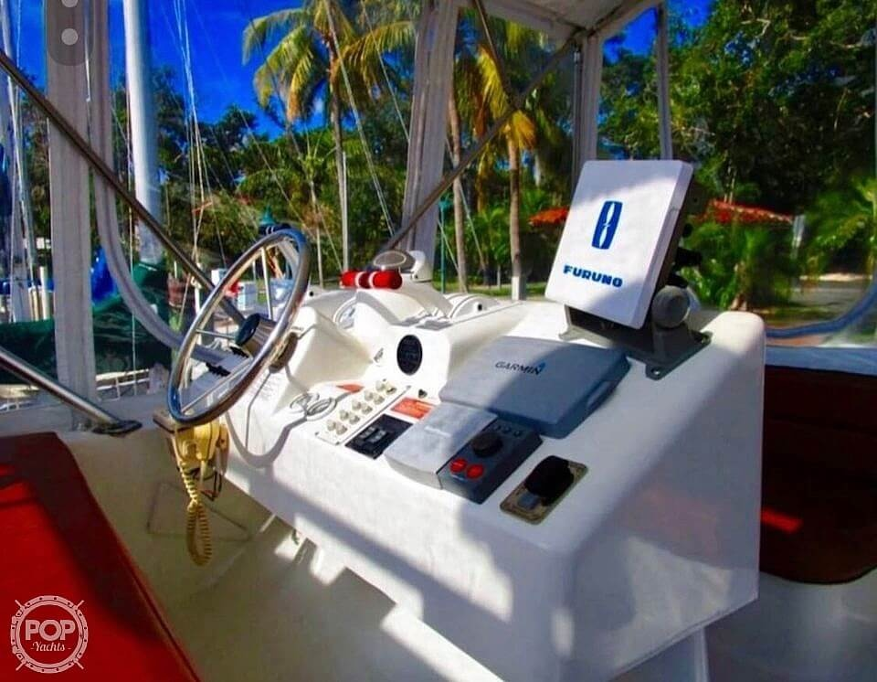 1995 Mainship boat for sale, model of the boat is Sedan Bridge & Image # 5 of 17