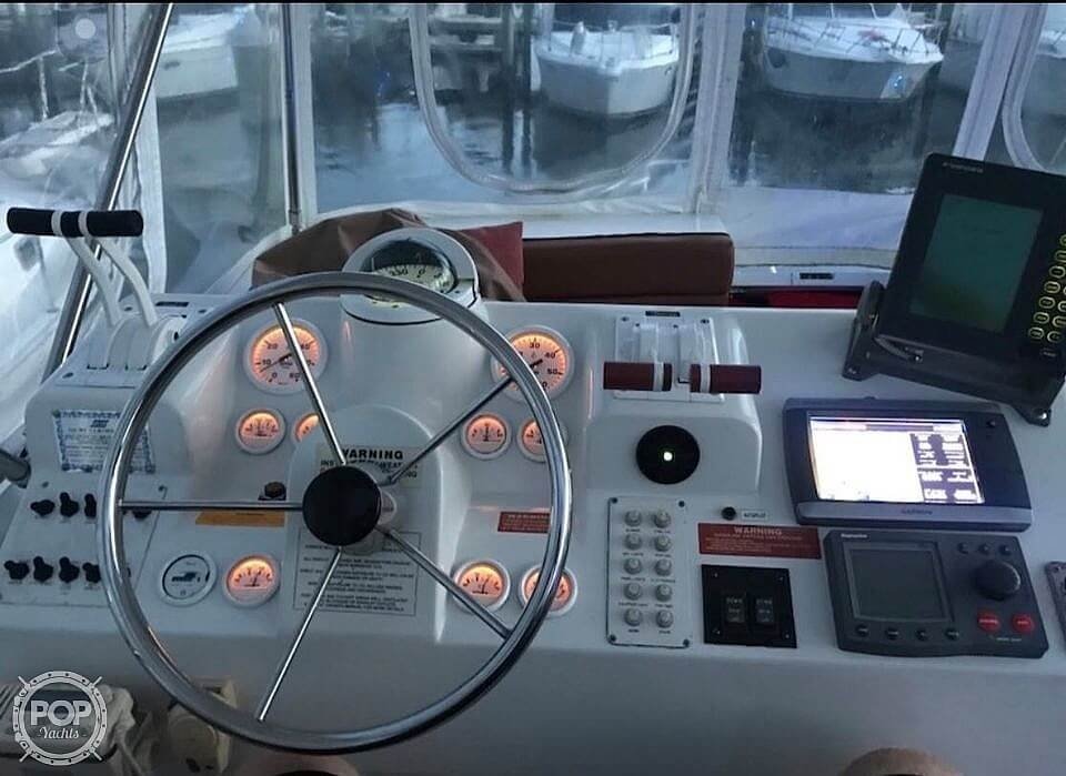 1995 Mainship boat for sale, model of the boat is Sedan Bridge & Image # 10 of 17