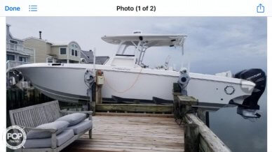 Fountain 34CC LS, 34, for sale - $297,000