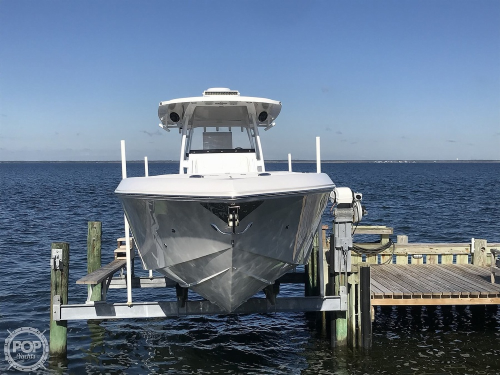 2020 Fountain boat for sale, model of the boat is 34CC LS & Image # 2 of 40