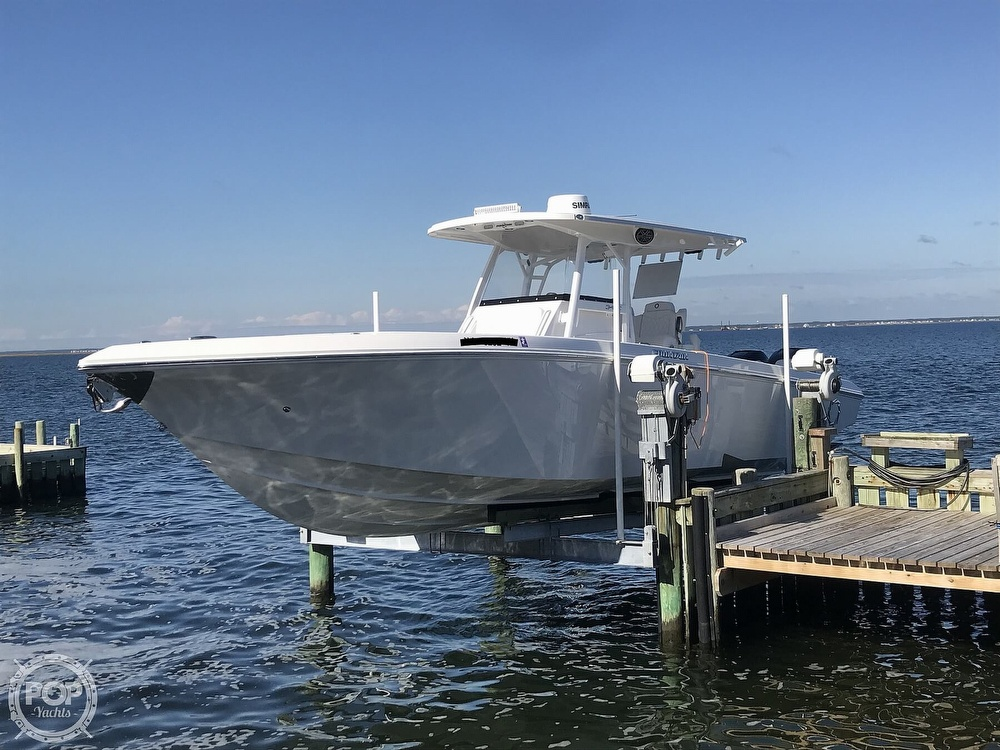 2020 Fountain boat for sale, model of the boat is 34CC LS & Image # 3 of 40
