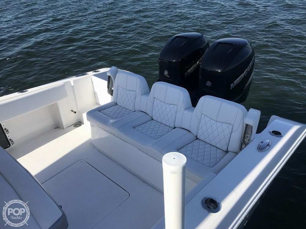 2020 Fountain boat for sale, model of the boat is 34CC LS & Image # 13 of 40