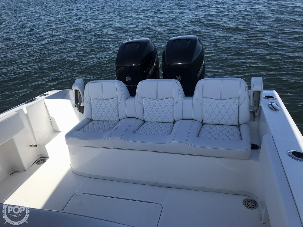 2020 Fountain boat for sale, model of the boat is 34CC LS & Image # 14 of 40