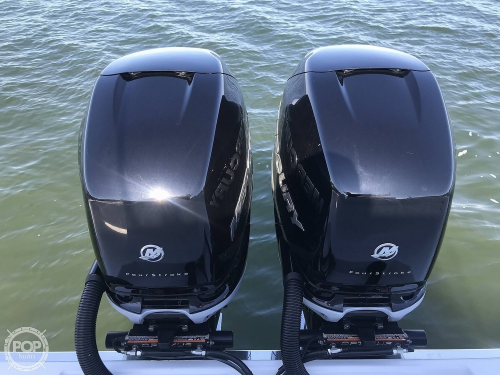 2020 Fountain boat for sale, model of the boat is 34CC LS & Image # 15 of 40