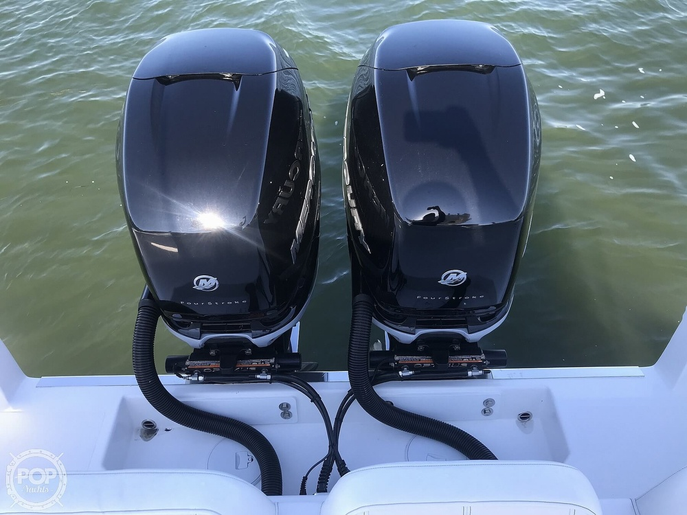 2020 Fountain boat for sale, model of the boat is 34CC LS & Image # 17 of 40