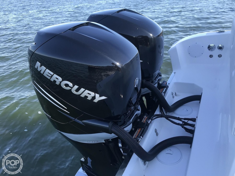 2020 Fountain boat for sale, model of the boat is 34CC LS & Image # 18 of 40