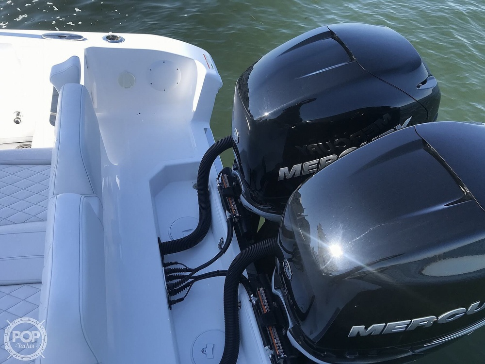 2020 Fountain boat for sale, model of the boat is 34CC LS & Image # 27 of 40