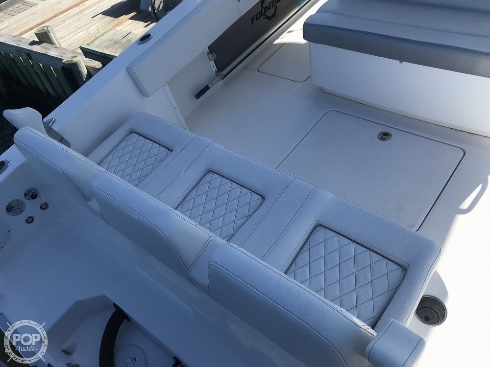 2020 Fountain boat for sale, model of the boat is 34CC LS & Image # 30 of 40