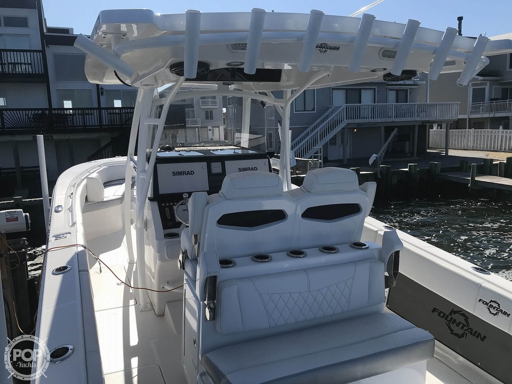 2020 Fountain boat for sale, model of the boat is 34CC LS & Image # 34 of 40