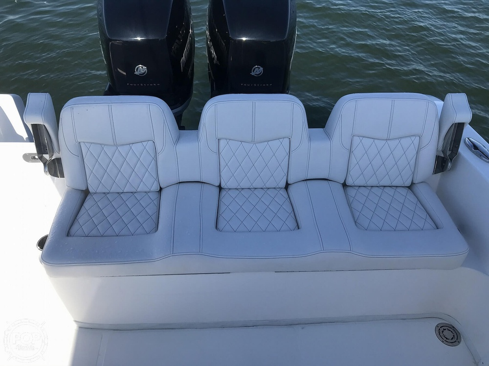 2020 Fountain boat for sale, model of the boat is 34CC LS & Image # 39 of 40