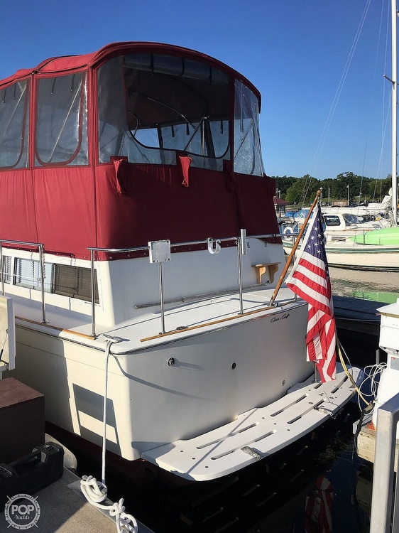 1977 Chris Craft boat for sale, model of the boat is 350 Catalina & Image # 3 of 28