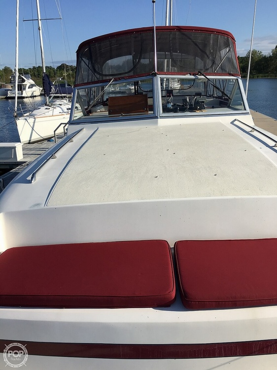 1977 Chris Craft boat for sale, model of the boat is 350 Catalina & Image # 5 of 28