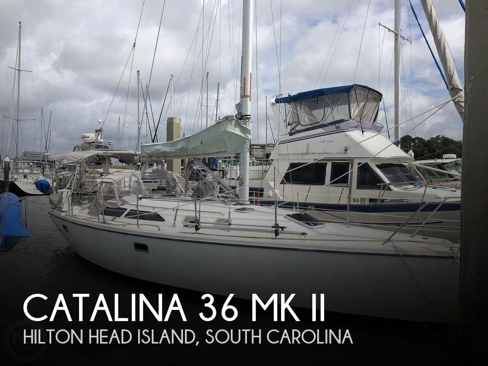 1996 Catalina 36 MK II