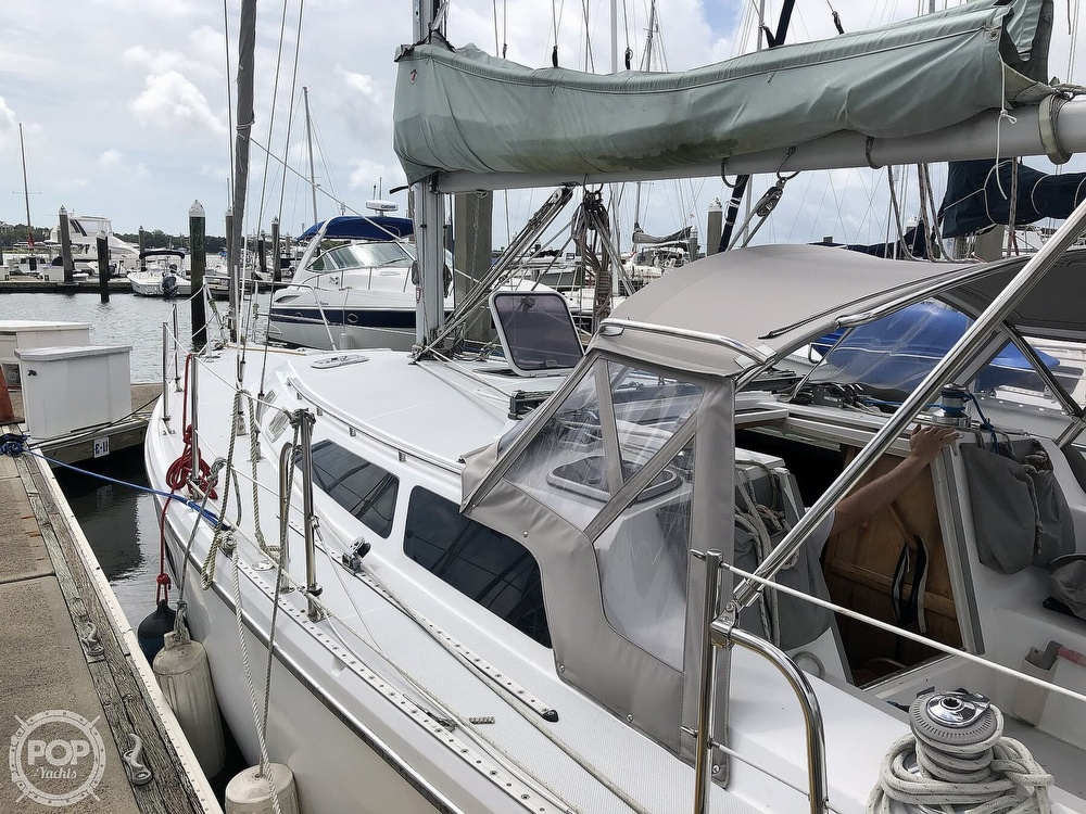 1996 Catalina Yachts boat for sale, model of the boat is 36 MK II & Image # 4 of 40