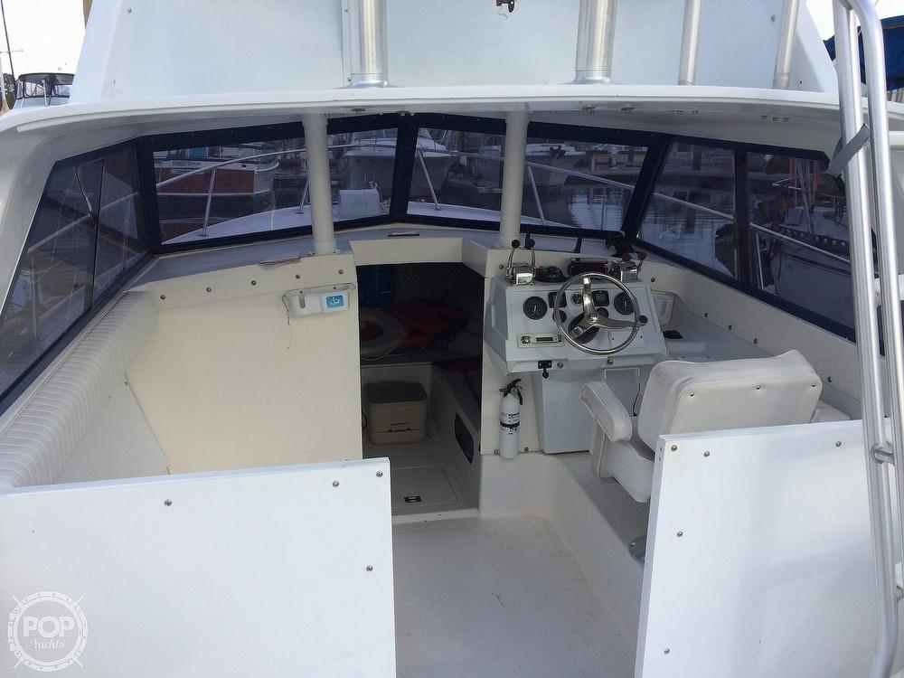 1966 Bertram boat for sale, model of the boat is 25 Mark II Sport & Image # 21 of 40