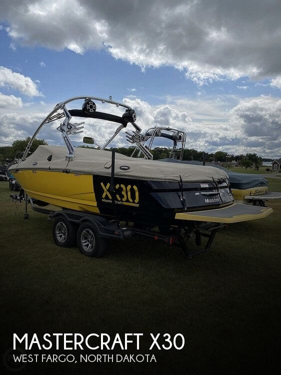 Used Boats For Sale in North Dakota by owner | 2007 Mastercraft X30
