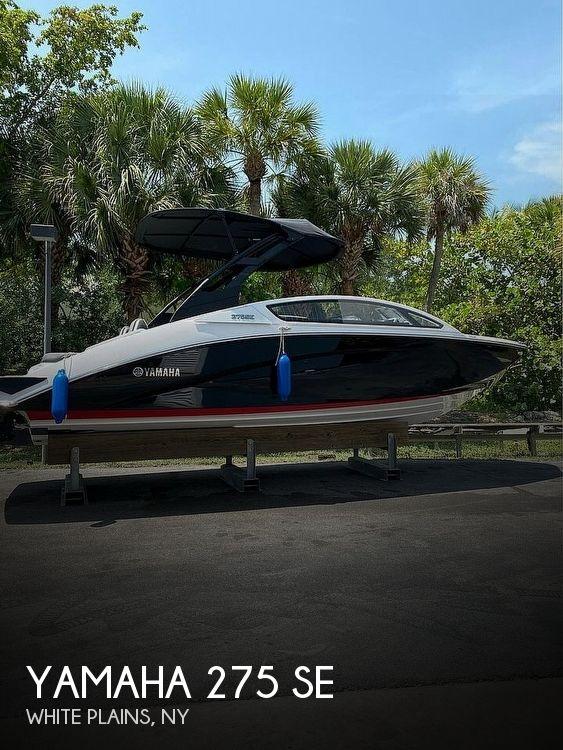 Used Yamaha Boats For Sale by owner | 2020 Yamaha 275 SE