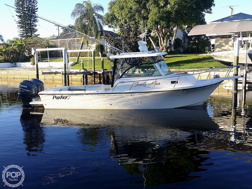 2007 Parker Marine 2510XL Loaded