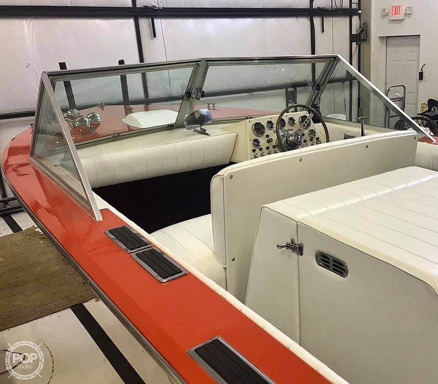 1972 Correct Craft boat for sale, model of the boat is 19' Marauder & Image # 7 of 18