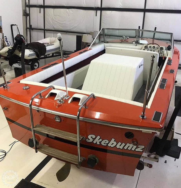 1972 Correct Craft boat for sale, model of the boat is 19' Marauder & Image # 10 of 18