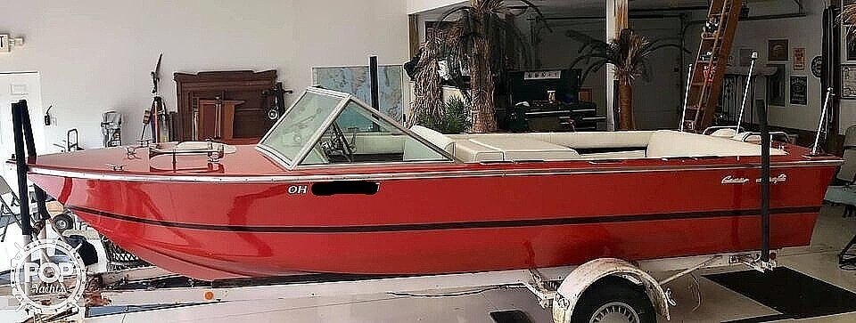 1972 Correct Craft 19 Marauder
