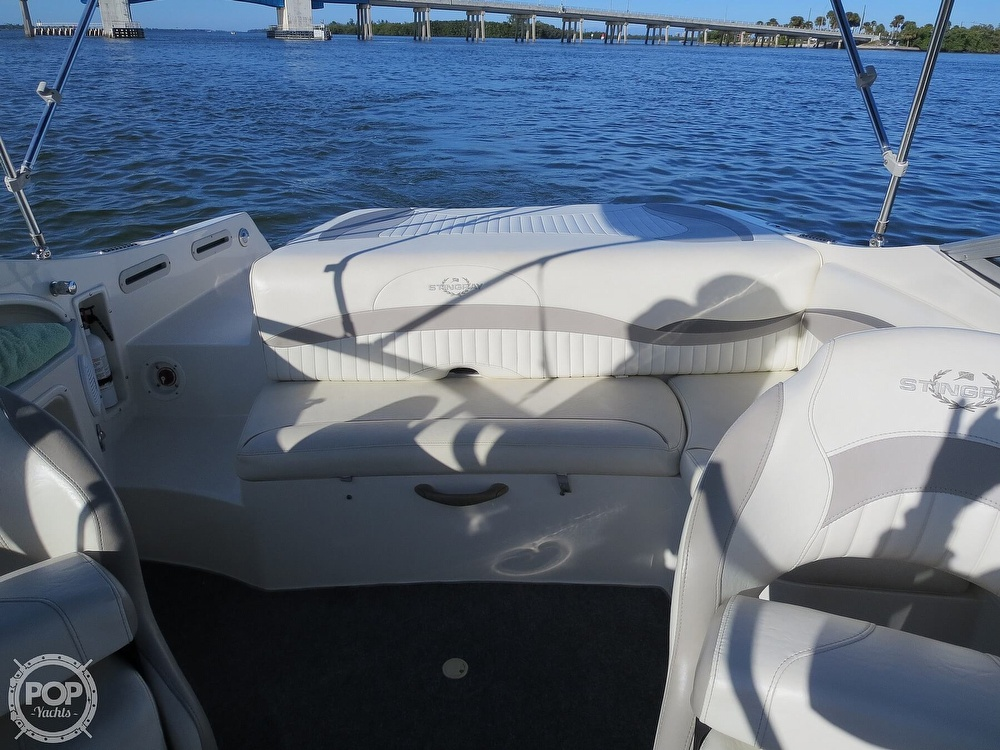 2012 Stingray boat for sale, model of the boat is 215LR & Image # 8 of 40