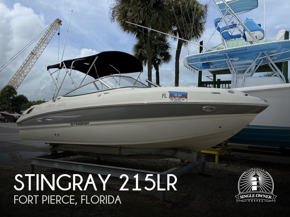 2012 Stingray boat for sale, model of the boat is 215LR & Image # 1 of 40