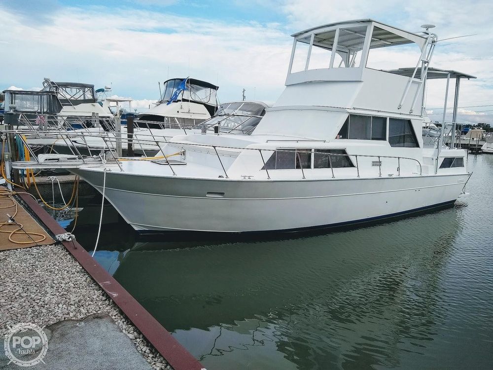 1985 Marinette boat for sale, model of the boat is 39 DC & Image # 20 of 40