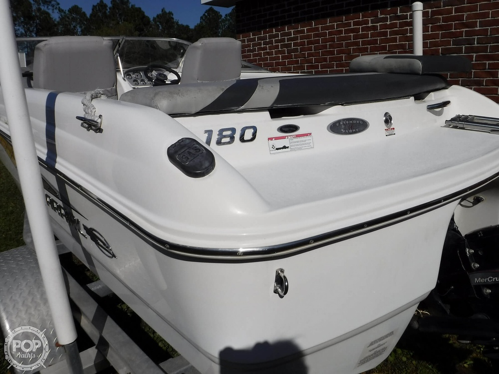 2009 Chaparral boat for sale, model of the boat is 180SSi & Image # 33 of 40