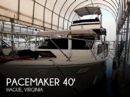 1976 Pacemaker Flush Deck Motor Yacht