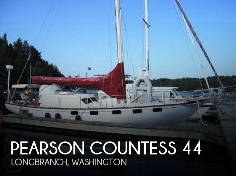 Used Tillotson   Pearson Boats For Sale by owner | 1966 Pearson Countess 44